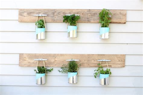 Garden Planters Diy by 9 Easy Diy Outdoor Planters To Make This Summer Huffpost