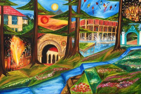 painting free version restin peace