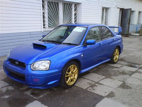 used subaru 2003 subaru impreza wrx sti related infomation