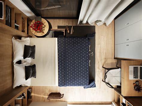 Tempat Tidur Nikah 10 desain kamar tidur di rumah mungil buat yang baru nikah