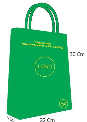 Tas Spunbond Gudy Goodie Bag Seminar Souvenir Murah Sablon goodie bag murah untuk promosi seminar souvenir dan