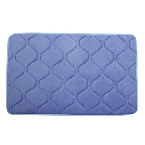 foam rug 80x50cm absorbent anti slip memory foam carpet bath rug coral velvet chronic rebound floor mat