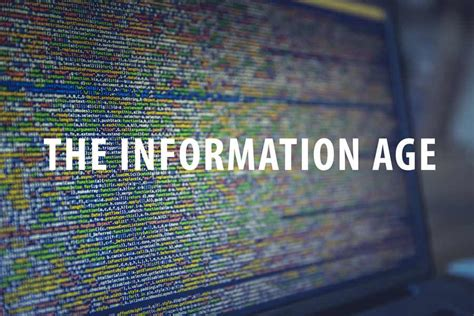 Information Age Essay by Information Age Goodsonusii2