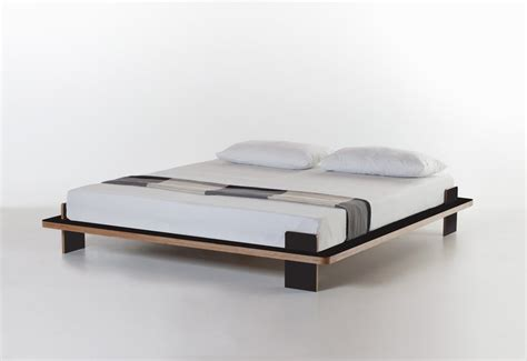 simple bed frame simple bed frame that is made from plywood rigo letto home building furniture