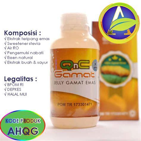 Qnc Jelly Gamat Obat Pengapuran Tulang Keropos Rematik Radang Sendi obat syaraf kejepit tulang keropos dan asam lambung