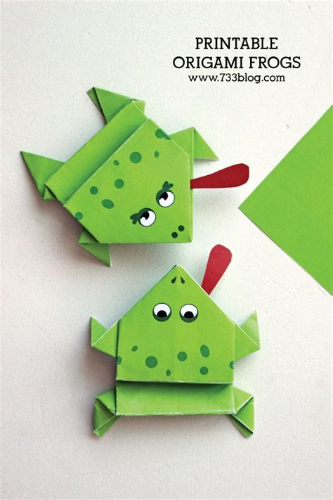 Origami Best Origami Frog Ideas Only On Easy Origami For - best 25 origami frog ideas only on easy