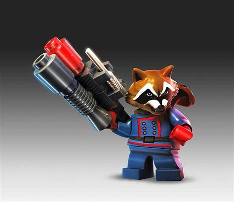 Lego Marvel Heroes 5002145 Rocket Raccoon lego marvel heroes rocket raccoon i m not that into flickr photo