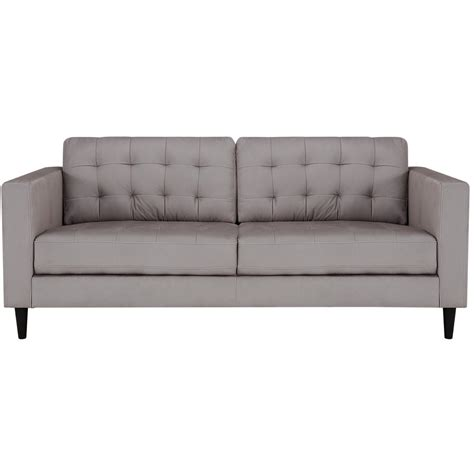 grey microfiber sofa city furniture shae light gray microfiber sofa