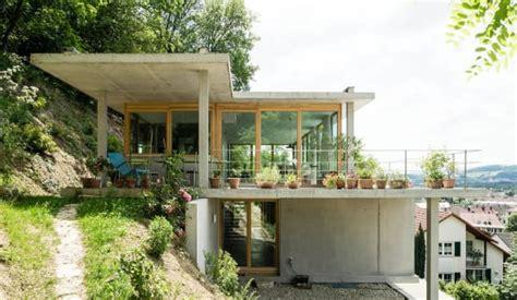5 casas incre 237 bles construidas en terrenos inclinados