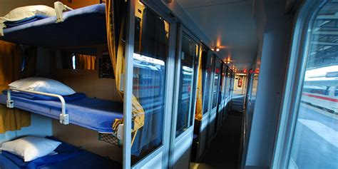 What Does Sleeper Guide To Trains And Sleeping On Trains In Europe