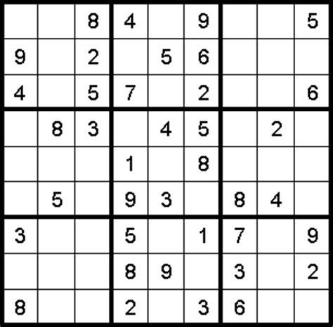 sudoku puzzle of the week | education world