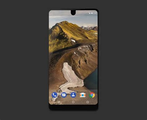 creator of android android creator launches essential phone with smart home os ambitions