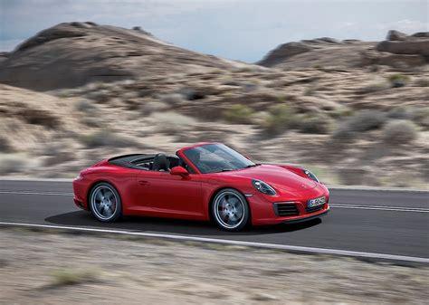 carrera porsche convertible porsche 911 carrera s cabriolet 2015 2016 autoevolution