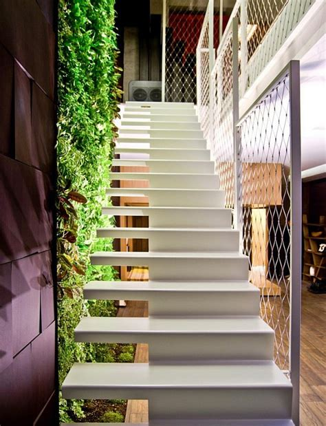 Apartment Stairs Design Contemporary Loft In Kiev Stuns With Industrial Design