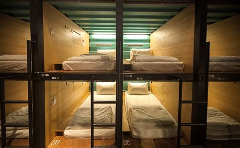 A Duvet Capsule By Container Hotel At Klia2 Cozy Capsule Bedroom