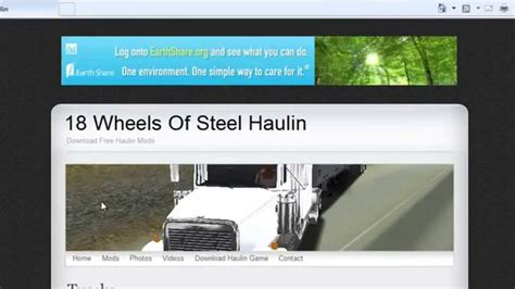 18 wheels of steel haulin game download and play free download free 18 wheels of steel haulin game mods updated