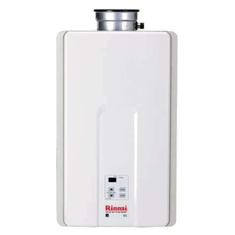 Small Water Heater Gas Small Rinnai V65 Gas Tankless Water Heater Nw