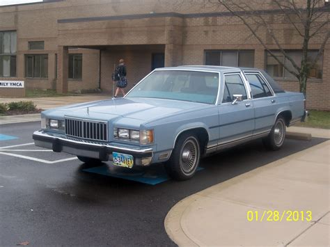 how can i learn about cars 1986 mercury grand marquis parking system 1986 mercury grand marquis information and photos momentcar