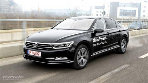 volkswagen passat 2015 2015 volkswagen passat review autoevolution