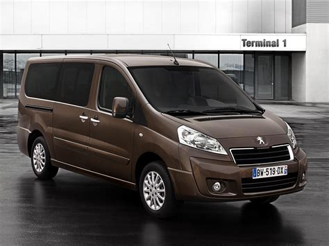 2015 Peugeot Expert Ii Tepee Pictures Information And