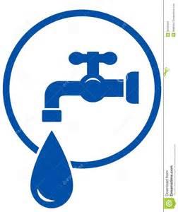 Faucet Cleaning Vattenkran Med Vattendroppe Arkivbilder Bild 38125024