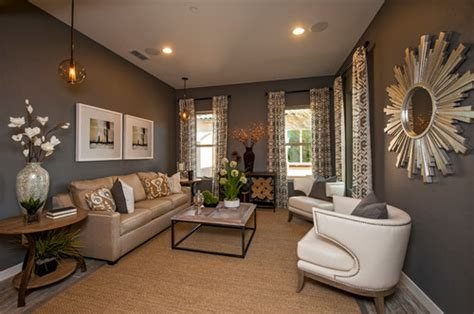 gray and beige living room mixing brown black beige gray in design decor