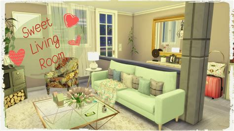 in the livingroom sims 4 living room dinha