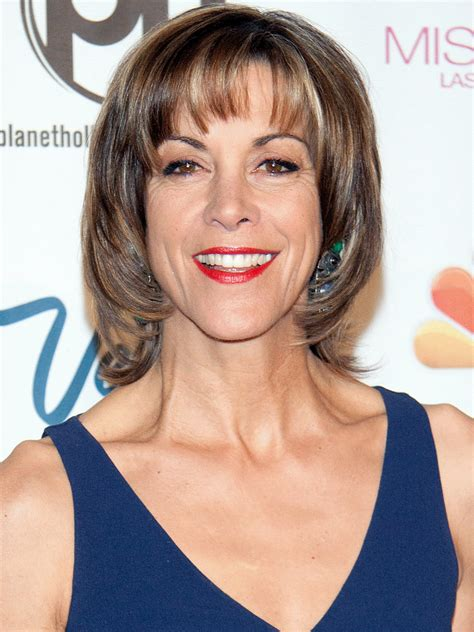 wendy malicks new haircut wendy malicks new haircut wendie malick new haircut 2014