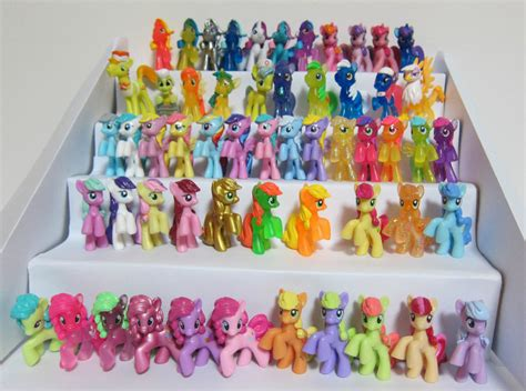 My Pony Blind Bag Toys gifts for my pony lot blind bag ponies lot of 10 pcs no duplicate ebay