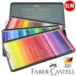 faber castell color pencils faber castell green tin solventborne 120 colored