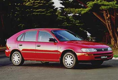 used toyota corolla review 1991 1994 carsguide