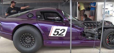 Hw Sc 2015 215 Purple 78 Dodge 1 900 hp purple dodge viper tries to kill its driver while