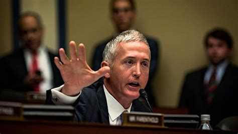 how vain is trey gowdy and dont call it plastic surgery rabid republican blog this long dreadful final weekend