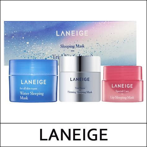 Laneige Trial Kit 3 Items sle shop laneige sle edition