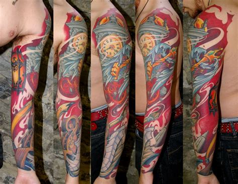 tattoo places in quebec city jay marceau tattoo artist from quebec city work