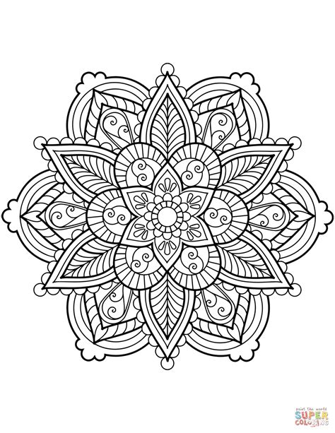 free mandala coloring pages mandala coloring pages educational coloring pages