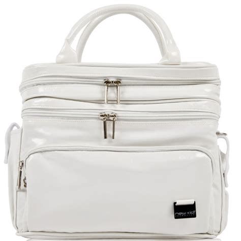 Travel Vanity Cases new cid cosmetics white travel vanity