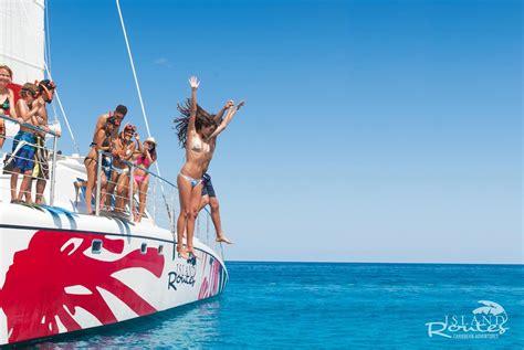 family catamaran cruise barbados family catamaran cruise montego bay island routes