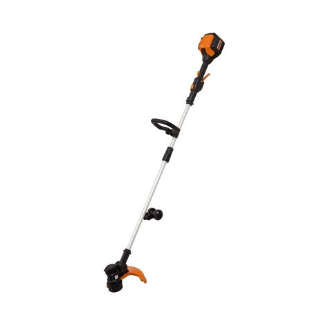 Cutterpede Edge Trimmer 10 by Worx 13 In 56 Volt Max Lithium Ion Cordless Grass Trimmer
