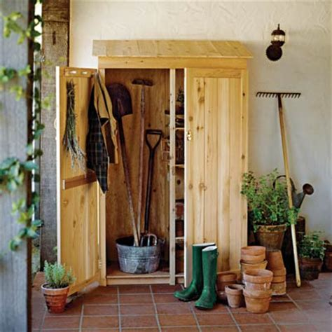 garden tool shed  beautiful backyard building projects