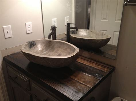 counter top for sink vessel sinks vessel sinks wood counter
