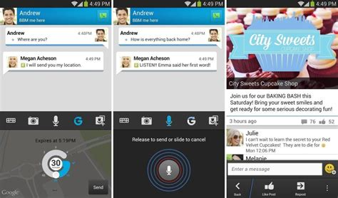 Hp Bb Versi Android blackberry messenger versi terbaru version free software blogscontrol