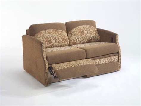 travel trailer sofa sleeper travel trailer sofa sleeper trailer couch flexsteel