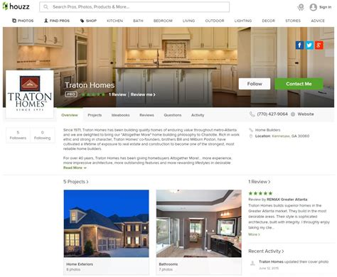 houzz website traton homes logs onto houzz website luxury real estate