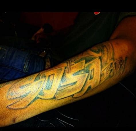 chief keef tattoos chief keef new arm celebnmusic247