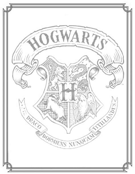 harry potter house coloring pages harry potter coloring pages all characters gianfreda net