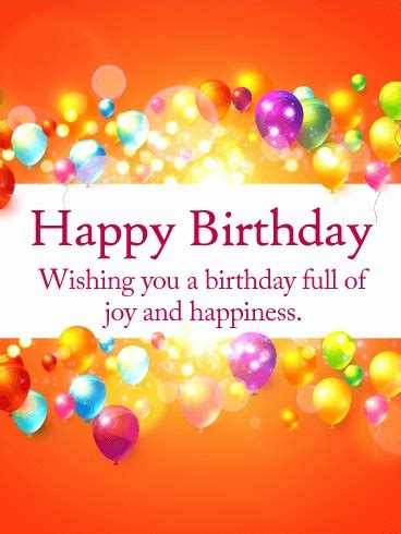 Contoh Greeting Card Happy Birthday To Friend