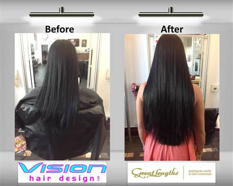 hair extensions over 50 great lengths classic and natural on pinterest