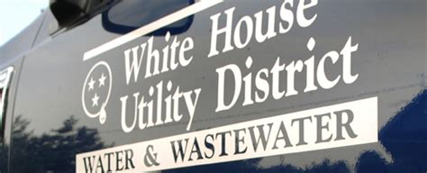 white house utility district unique use of cityworks benefits white house utility district cityworks