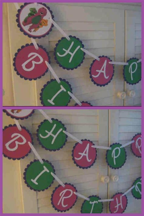 Barney Decorations by Best 25 Barney Ideas On